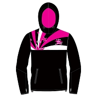 All Star Junior Netballers Evo Hoody