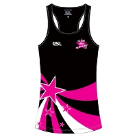 All Star Junior Netballers Evo Vest