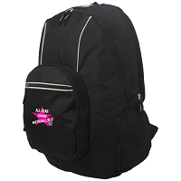 All Star Junior Netballers Black Rucksack