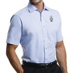 Allan Glens Dress Shirt - Short Sleeved
