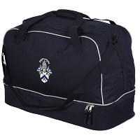 Allan Glens Players Holdall - Navy/Silver