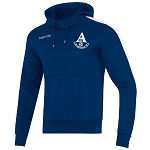 Arthurlie FC Ska Hoody Navy/White Junior
