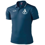 Arthurlie FC Draco Polo Navy/White Junior