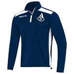 Arthurlie FC Tarim 1/4 Zip Training Top Navy/White Junior