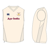 Ayr CC Sleeveless Overshirt