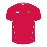 Bristol Aeroplane Company RFC Team Dry T-Shirt Red