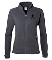 Balfron Golf Society Ladies Full Zip Fleece (6 colours)