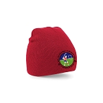 Ballachulish Shinty Club Beanie Red