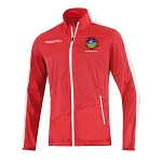 Ballachulish Shinty Club Montreal Windbreaker Red
