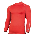 Ballachulish Shinty Club Rhino L/S Baselayer Red