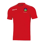 Ballachulish Shinty Club Rigel S/S Shirt Red