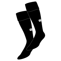 Berkshire Unicorns RFC Team Sock Black