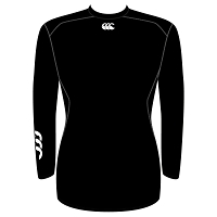 Berkshire Unicorns RFC Thermoreg Long Sleeve Top Black