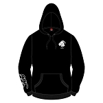 Biggar RFC Team Hoody Black Junior