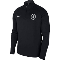 Bishopbriggs Acro Gymnastics - Nike Drill Top Black