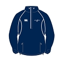 Borders Hockey Womens 1/4 Zip Rain Jacket
