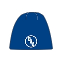 Broomhill SC Beanie Hat - Royal