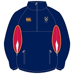 Broughton RFC Half Zip Jacket