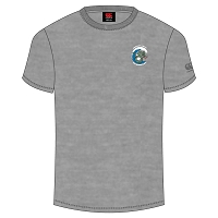 Brighton & Hove Sea Serpents Team Plain Tee Grey