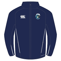 Brighton & Hove Sea Serpents Adult Team Track Jacket Navy