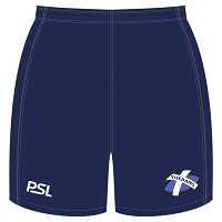 Caledonian Thebans RFC PSL Rugby Short Navy