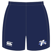 Caledonian Thebans RFC Team Short Navy