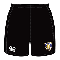 Cartha QP Team Shorts Black
