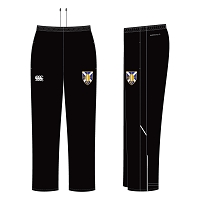 Cartha QP Team Track Pants Black