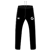 City of Glasgow Swim Team - Stretch Tapered Pant Black