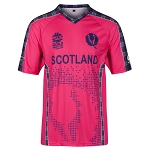 Cricket Scotland Limited Edition World T20 Alternate Top Adults