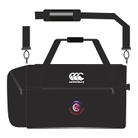 CSSC Barbarians Vaposhield Small Sportsbag - Black