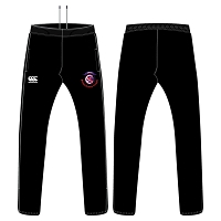 CSSC Barbarians Stretch Tapered Pant - Black