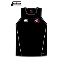 CSSC Barbarians Team Dry Singlet - Black