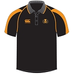 Currie RFC Mens Polo Shirt