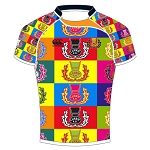 Currie RFC Warhol Shirt