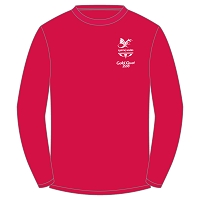 CGW Team Long Sleeve T-Shirt Red SNR