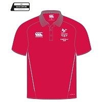CGW Team Dry Polo Red SNR