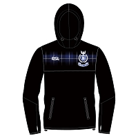 Dalziel RFC Junior Pro Evolution Hoody - Black/Tartan