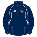 Derriaghy CC Half Zip Rain Jacket