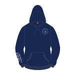 Drumpellier CC Team Hoody Adults Navy