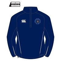 Drumpellier CC Team Quarter Zip Mid Layer Training Top Navy