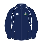 Dumfries Hockey Club Ladies Full Zip Rain Jacket
