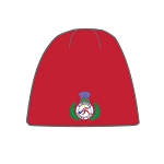 Dumfries Hockey Club Beanie Red