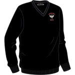 Dumfries Saints RFC V-Neck Sweater