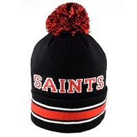 Dumfries Saints Bobble Beanie