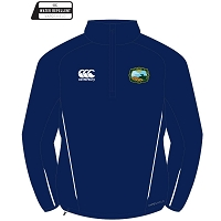 East Kilbride & District Young Farmers Club Team 1/4 Zip Micro Fleece Navy