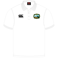 East Kilbride & District Young Farmers Club Waimak Polo White Mens