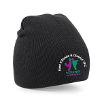 East Kilbride & District Young Farmers Club Beanie Black