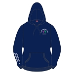 East Kilbride & District Young Farmers Club Team Hoody Navy