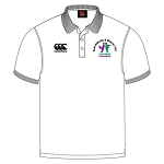 East Kilbride & District Young Farmers Club Waimak Polo White Ladies
